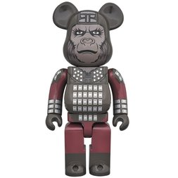 BE@RBRICK Planet of the Apes General Ursus 1000%