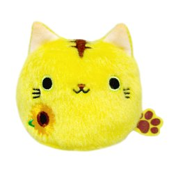Neko-dango Sunflower Tora Plush Collection