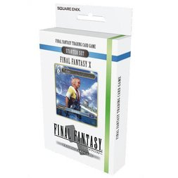 Final Fantasy Trading Card Game: FFX Starter Set - Wind & Water
