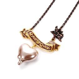 Q-pot. x Q-pid. Sweetheart Necklace