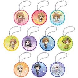 Cardcaptor Sakura: Clear Card Acrylic Keychain Collection