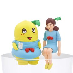 Fuchico on the Cup with Funassyi Box Set