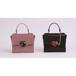 Honey Salon Heart Arrow Bag