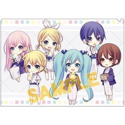 Vocaloid Clear File: Mayu Sakashiro Ver.
