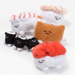 Oshushidayo! Plush Ball Chain Mascots