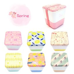 temahima -atelier saison- Spring Lunch Box Collection