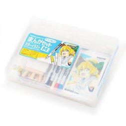 New Deleter Manga Set Color Illust M