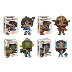 Pop! Games: Overwatch - Set