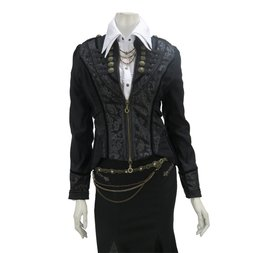 Rozen Kavalier Victorian Button Jacket