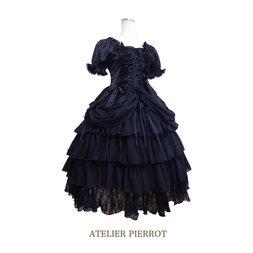 Atelier Pierrot Elegance Drape Dress