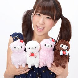 Alpacasso Kids Lovely Alpaca Plush Collection (Standard)