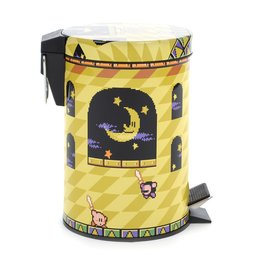 Kirby vs Meta Knight Garbage Bin