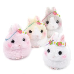 Usa Dama-chan Strawberry Party Rabbit Plush Collection (Ball Chain)