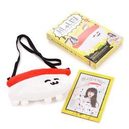 Oshushidayo Plush Shoulder Pouch Book