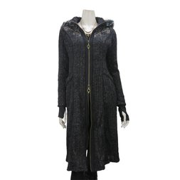 Rozen Kavalier Long Knit Cardigan