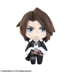 Final Fantasy VIII Squall Leonhart Mini Plush