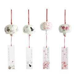 Kawaii Porcelain Wind Chimes