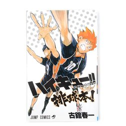 Haikyu!! Complete Guide Book