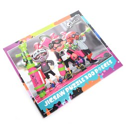 Splatoon Boys Jigsaw Puzzle