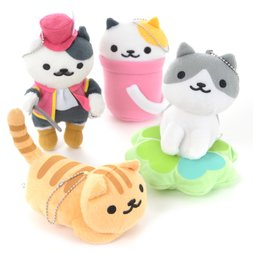 Neko Atsume Decoration Plush Collection Vol. 17
