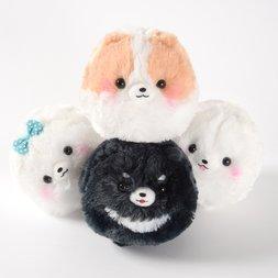 Pometan & Friends Dog Plush Collection (Standard)
