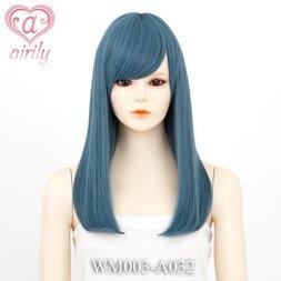 Medium Ver. 3 Ash Blue Wig