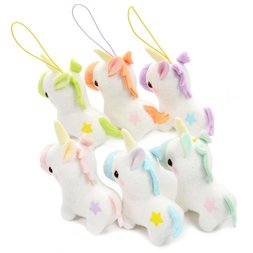 Yume-kawa Unicorn Plush Collection (Mascot)