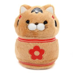 Hige Manjyu Oedo Cat Plush Collection (Standard)