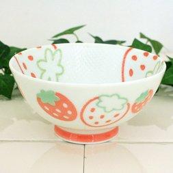 Wild Strawberry Rice Bowl