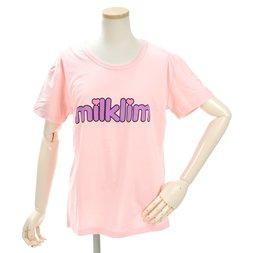 milklim Logo Print T-Shirt