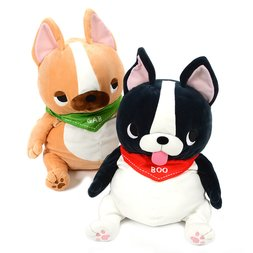 Buruburu Boo! Neighbors Dog Plush Collection (Big)