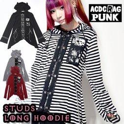 ACDC RAG Studded Hoodie