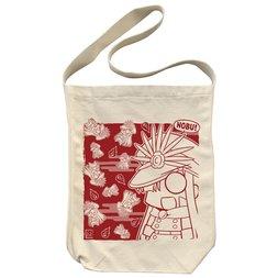 Fate/Grand Order Nobbu Gudaguda Honnouji Natural Shoulder Tote Bag