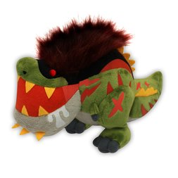 Monster Hunter Deviljho Plushie