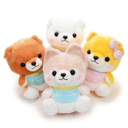 Mameshiba San Kyodai Baby Dog Plush Collection Vol. 2 (Big)