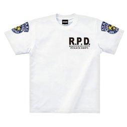 Resident Evil S.T.A.R.S. White T-Shirt