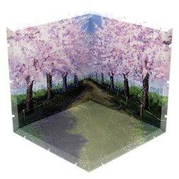 Dioramansion 150: Cherry Blossom Road