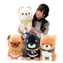 Mameshiba San Kyodai Apprentice Dog Plush Collection Vol. 3 (Big)