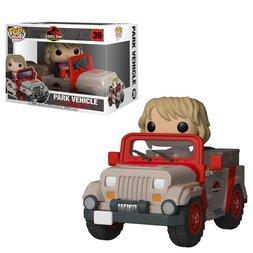Pop! Ride: Jurassic Park - Park Vehicle