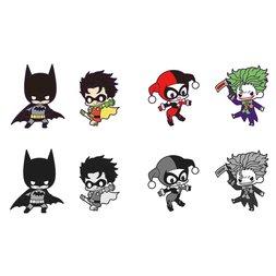 DC Comics Batman Debut Rubber Strap Charms
