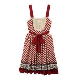 axes femme POETIQUE x Coca-Cola Collaboration Dress