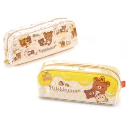 Rilakkuma Harvest Festival in Honey Forest Pen Pouch