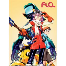 FLCL Haruko & Naota Wall Scroll