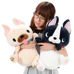 Buruburu Boo! Dog Plush Collection (Big)
