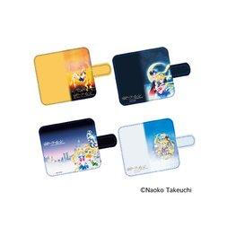 Sailor Moon Exclusively Designed Multi-Purpose Notebook Style Smartphone Covers (Sailor Moon Exhibition Repackaged Ver.)