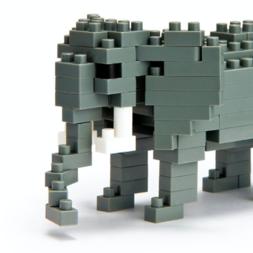 Nanoblock Elephant