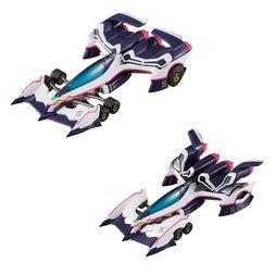 Cyber Formula Collection: Future GPX Cyber Formula SIN Ogre AN-21 Mode Change Set A