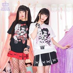 LISTEN FLAVOR x Shiu Yoshijima Poison Lily Collab T-Shirt