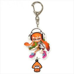 Splatoon Acrylic Keychain Box