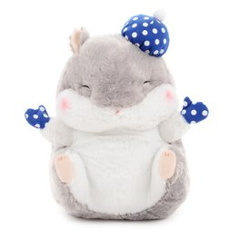 Attaka Coroham Coron Hamster Plush Collection (Big)